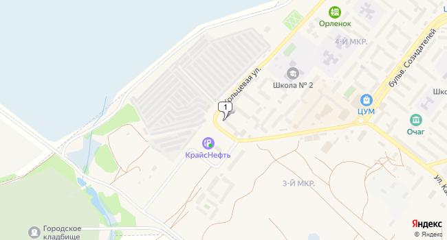 Купить коммерческую недвижимость 35 м<sup>2</sup> в Шелехове по адресу Россия, Иркутская область, Шелехов, 4-й микрорайон, 62