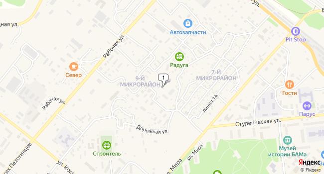 Купить коммерческую недвижимость 13318 м<sup>2</sup> в Северобайкальске по адресу Россия, Республика Бурятия, Северобайкальск, 5А