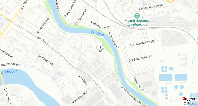 Купить производственное помещение 1817 м<sup>2</sup> в Чите по адресу Россия, Забайкальский край, Чита, 3-я Шубзаводская улица, 6