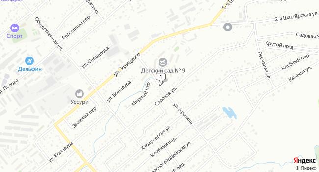 Арендовать офис 337 м<sup>2</sup> в Уссурийске по адресу Россия, Приморский край, Уссурийск, улица Красина