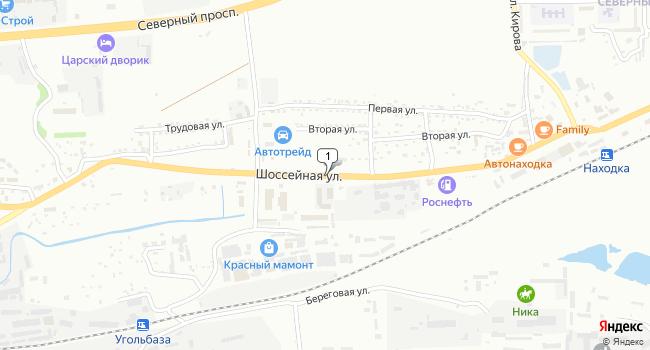 Купить земельный участок 20000 м<sup>2</sup> в Находке по адресу Россия, Приморский край, Находка, Шоссейная улица
