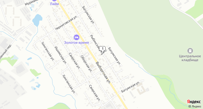 Купить коммерческую недвижимость 360 м<sup>2</sup> в Хабаровске по адресу Россия, Хабаровск, Рыбинская улица, 49