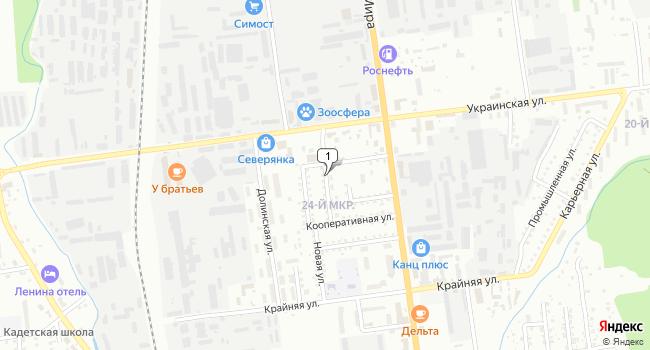 Купить коммерческую недвижимость 519 м<sup>2</sup> в Южно-Сахалинске по адресу Россия, Сахалинская область, Южно-Сахалинск, Пролетарская улица