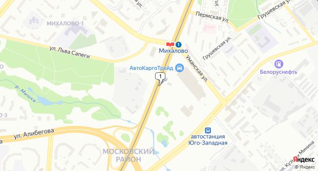 Арендовать торговую площадь 450 м<sup>2</sup> в г. Минск по адресу Беларусь, Минск, проспект Дзержинского