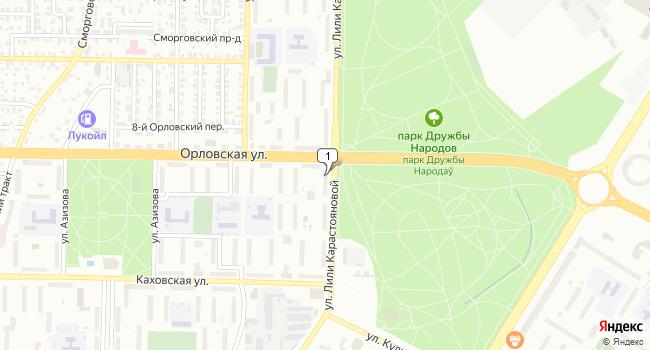 Арендовать офис 214 м<sup>2</sup> в г. Минск по адресу Беларусь, Минск, Орловская улица, 1