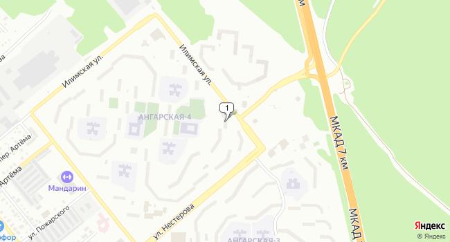 Купить склад 967.4 м<sup>2</sup> в г. Минск по адресу Беларусь, Минск, Илимская улица, 3