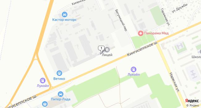 Арендовать торговую площадь 1200 м<sup>2</sup> в Красном Селе по адресу Россия, Санкт-Петербург, Красное Село, Кингисеппское шоссе, 53