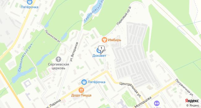 Арендовать коммерческую недвижимость 91 м<sup>2</sup> в г. Сертолово по адресу Россия, Ленинградская область, Всеволожский район, Сертолово, Парковый проезд, 2к1