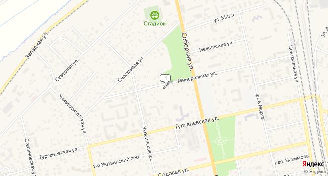 Арендовать склад 140 м<sup>2</sup> в г. Ирпень по адресу Украина, Киевская область, Ирпень, Минеральная улица, 25