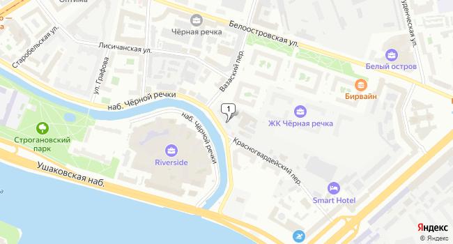 Арендовать склад 886 м<sup>2</sup> в Санкт-Петербурге по адресу Россия, Санкт-Петербург, Красногвардейский переулок, 23