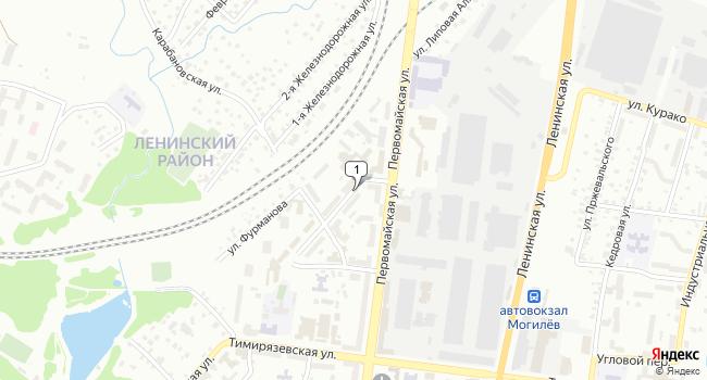 Купить торговую площадь 93 м<sup>2</sup> в Могилёве по адресу Беларусь, Могилёв, улица Бонч-Бруевича