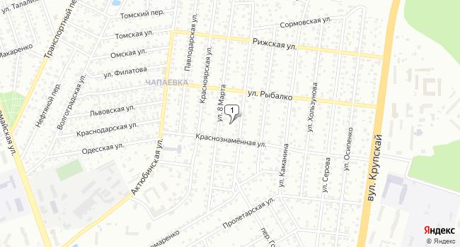Купить коммерческую недвижимость 65 м<sup>2</sup> в Могилёве по адресу Беларусь, Могилёв, посёлок имени Чапаева