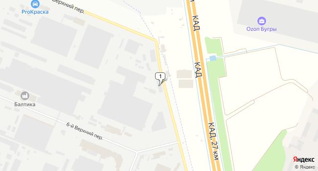 Арендовать склад 1450 м<sup>2</sup> в Санкт-Петербурге по адресу Россия, Санкт-Петербург, проспект Культуры, 50