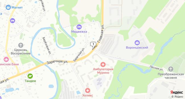 Арендовать склад 288 м<sup>2</sup> в посёлке Мурино по адресу Россия, Ленинградская область, Всеволожский район, поселок Мурино, Токсовское шоссе