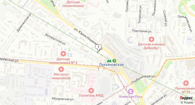 Арендовать торговую площадь 2890 м<sup>2</sup> в Киеве по адресу Украина, Киев, улица Мельникова, 5