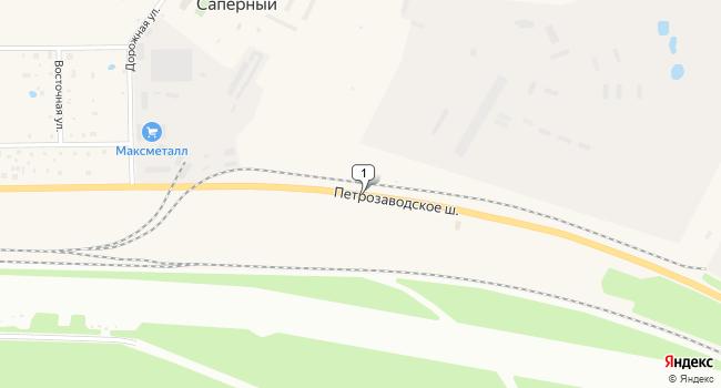 Арендовать производственное помещение 4320 м<sup>2</sup> в посёлке Сапёрный по адресу Россия, Санкт-Петербург, Колпинский район, поселок Сапёрный, Петрозаводское шоссе