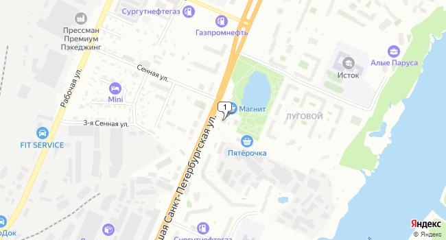 Арендовать торговую площадь 55 м<sup>2</sup> в Великом Нове по адресу Россия, Новгородская область, Великий Новгород, Большая Санкт-Петербургская улица, 108