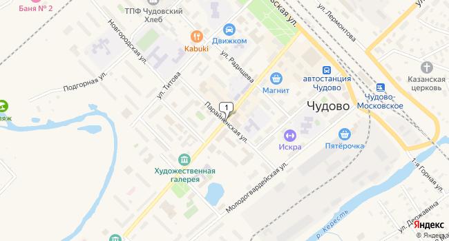 Арендовать коммерческую недвижимость 1749 м<sup>2</sup> в Чудово по адресу Россия, Новгородская область, Чудово
