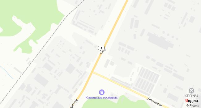 Купить производственное помещение 4660 м<sup>2</sup> в Киришах по адресу Россия, Ленинградская область, Кириши, шоссе Энтузиастов