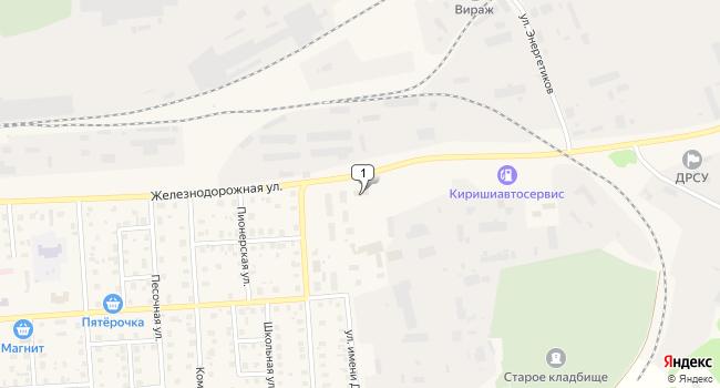 Арендовать торговую площадь 880 м<sup>2</sup> в Лодейном Поле по адресу Россия, Ленинградская область, Лодейное Поле, Железнодорожная улица, 11