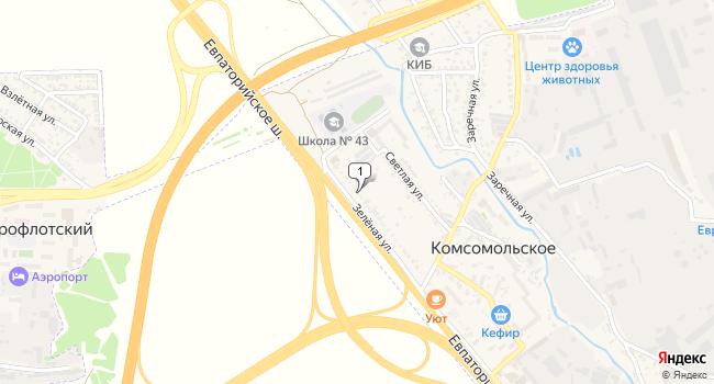 Арендовать склад 1240 м<sup>2</sup> в посёлке ского типа Комсомольское по адресу Россия, Республика Крым, городской округ Симферополь, поселок городского типа Комсомольское, Зелёная улица, 93