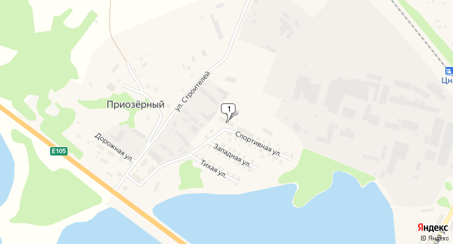 Купить производственное помещение 2513 м<sup>2</sup> в Вышнем Волочке по адресу Россия, Тверская область, Вышний Волочёк, Спортивная улица, 26