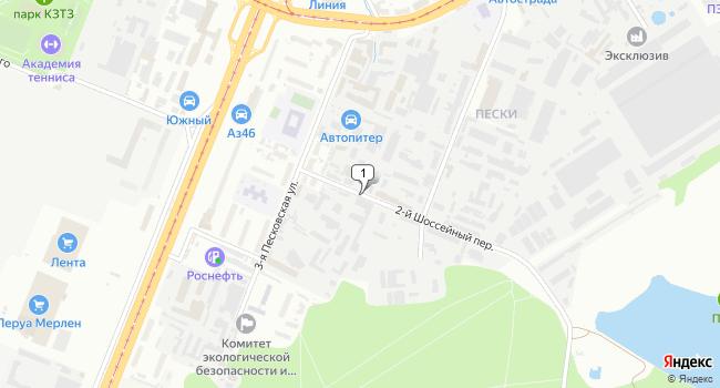 Арендовать склад 45000 м<sup>2</sup> в Курске по адресу Россия, Курск, микрорайон Пески, 2-й Шоссейный переулок