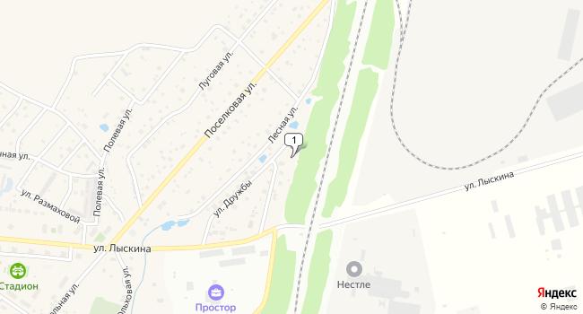 Арендовать склад 10000 м<sup>2</sup> в Боровске по адресу Россия, Калужская область, Боровский район, село Ворсино