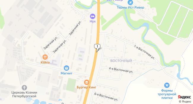 Арендовать склад 960 м<sup>2</sup> в Балабаново по адресу Россия, Киевское шоссе