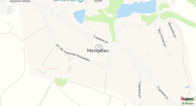 Купить земельный участок 45000 м<sup>2</sup> в Короче по адресу Россия, Белгородская область, Корочанский район, село Мелихово
