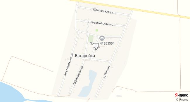 Купить земельный участок 80000 м<sup>2</sup> в Темрюке по адресу Россия, Краснодарский край, Темрюкский район, поселок Батарейка