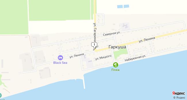 Купить земельный участок 37400 м<sup>2</sup> в Темрюке по адресу Россия, Краснодарский край, Темрюкский район, поселок Гаркуша
