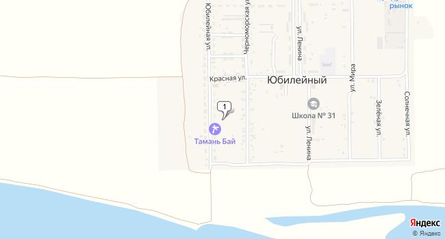Купить земельный участок 18700 м<sup>2</sup> в Темрюке по адресу Россия, Краснодарский край, Темрюкский район, поселок Юбилейный