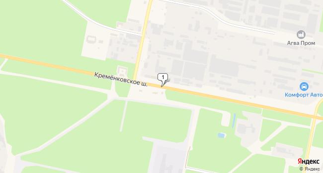 Арендовать производственное помещение 443 м<sup>2</sup> в Протвино по адресу Россия, Московская область, Протвино, Кремёнковское шоссе