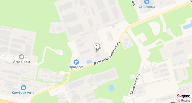 Купить офис 12500 м<sup>2</sup> в Протвино по адресу Россия, Московская область, Протвино, Железнодорожная улица, 3А