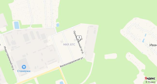 Арендовать коммерческую недвижимость 8000 м<sup>2</sup> в Протвино по адресу Россия, Московская область, Протвино, Промышленный проезд