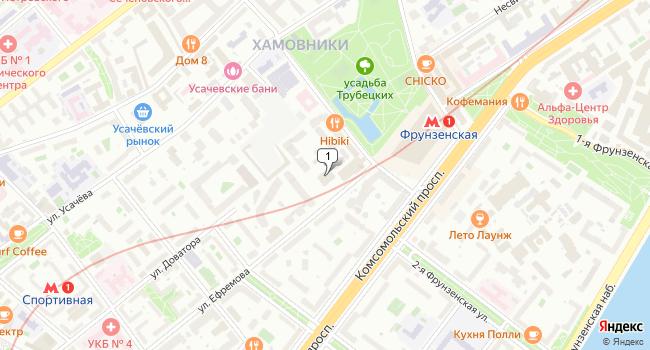 Купить отдельное здание 11360 м<sup>2</sup> в Москве по адресу Россия, Москва, улица Ефремова, 10