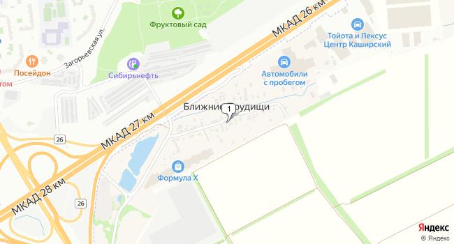 Арендовать офис 747 м<sup>2</sup> в Видном по адресу Россия, Московская область, Ленинский район, деревня Ближние Прудищи