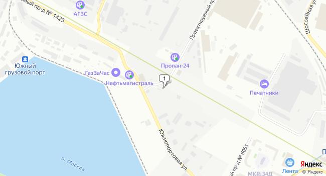 Купить коммерческую недвижимость 4600 м<sup>2</sup> в Москве по адресу Россия, Москва, Южнопортовая улица, 37А