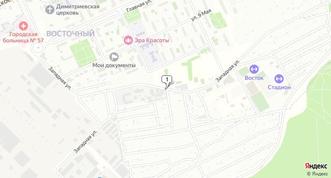 Купить офис 1800 м<sup>2</sup> в посёлке Восточный по адресу Россия, Москва, поселок Восточный, Хвойная улица