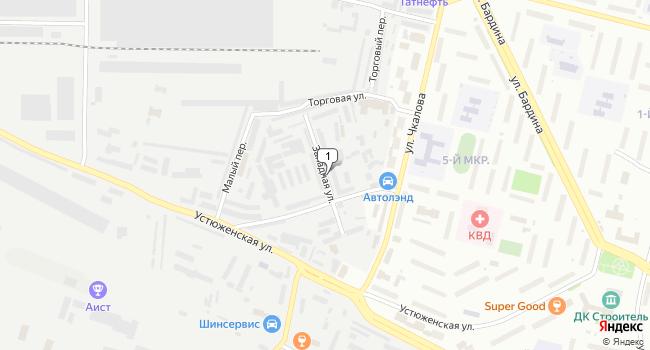 Купить коммерческую недвижимость 4518 м<sup>2</sup> в Череповце по адресу Россия, Вологодская область, Череповец, Индустриальный район, Западная улица