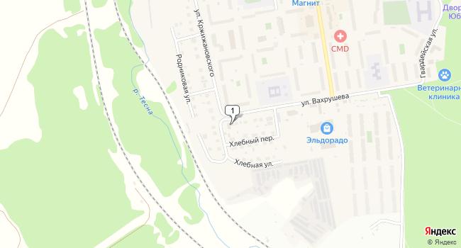 Арендовать офис 23 м<sup>2</sup> в Кашире по адресу Россия, Московская область, Кашира, улица Вахрушева, 35