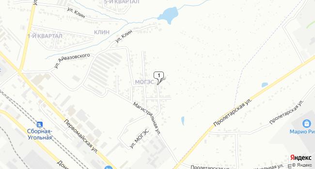 Арендовать торговую площадь 160 м<sup>2</sup> в Новомосковске по адресу Россия, Тульская область, Новомосковск, улица Фрунзе