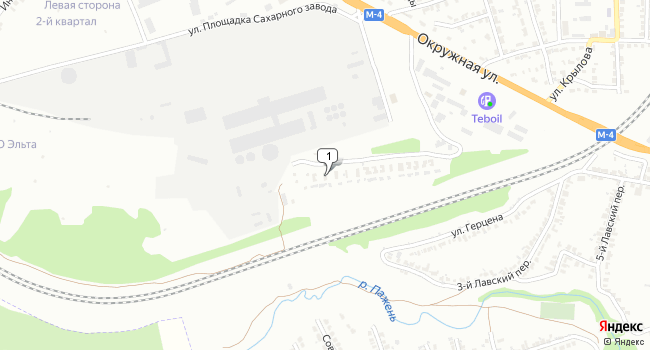 Купить коммерческую недвижимость 4358 м<sup>2</sup> в Ельце по адресу Россия, Липецкая область, Елец, площадка Сахарного завода, 9