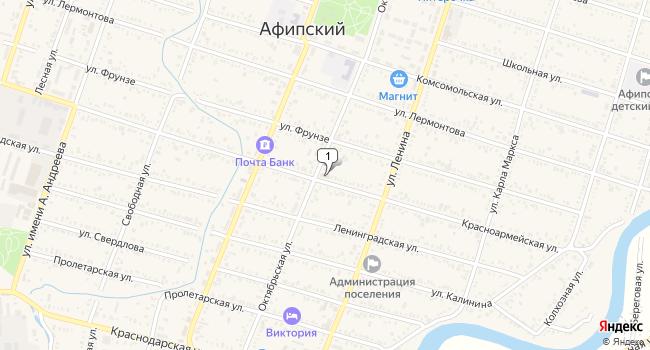 Купить производственное помещение 130 м<sup>2</sup> в посёлке ского типа Афипский по адресу Россия, Краснодарский край, Северский район, поселок городского типа Афипский, Красноармейская улица, 94