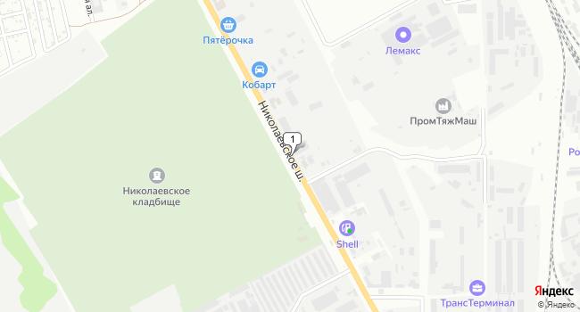 Арендовать склад 1500 м<sup>2</sup> в Таганроге по адресу Россия, Ростовская область, Таганрог, Николаевское шоссе