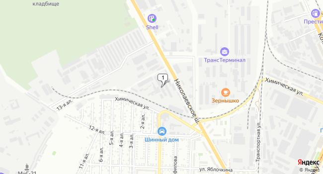Арендовать склад 900 м<sup>2</sup> в Таганроге по адресу Россия, Ростовская область, Таганрог, улица Менделеева, 117
