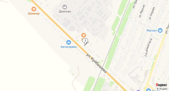 Купить производственное помещение 4371 м<sup>2</sup> в Луховицах по адресу Россия, Московская область, Луховицы, улица Куйбышева, 13А