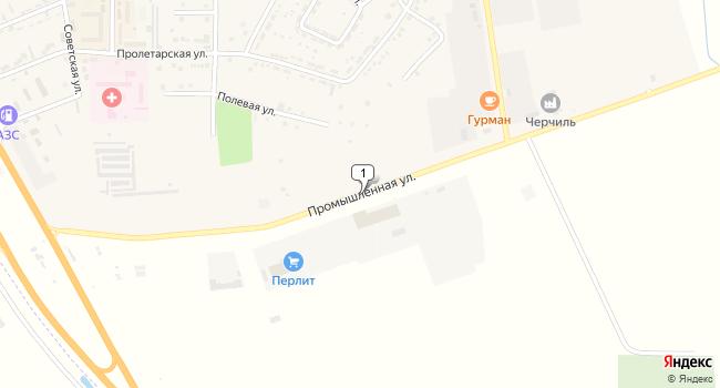Купить земельный участок 9000 м<sup>2</sup> в Адыгейске по адресу Россия, Республика Адыгея, Адыгейск, Промышленная улица