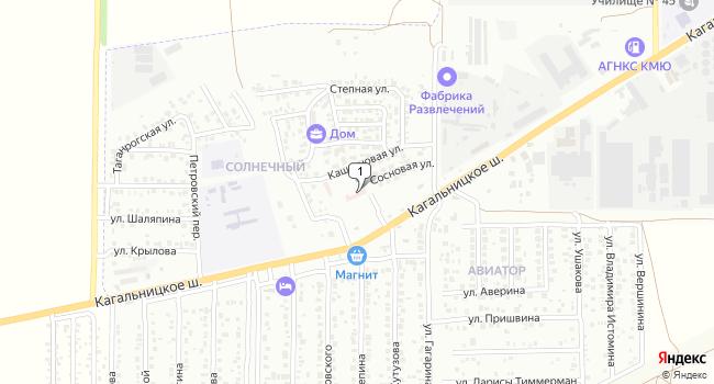 Купить производственное помещение 5000 м<sup>2</sup> в Азове по адресу Россия, Ростовская область, Азов, Кагальницкое шоссе, 3